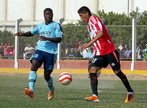 Acostumbrado por años a jugar en la Copa Perú, Unión Huaral afronta un gran reto con su regreso a la Segunda División (Foto: Mario Azabache / DeChalaca.com)