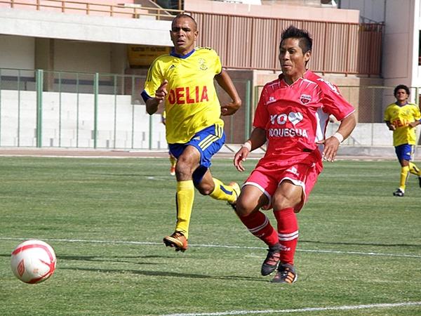 Nuevamente fue Rodríguez Pisco el factor clave para marcar la diferencia, esta vez en sociedad con Luis Molina. (Foto: Iván Carpio / DeChalaca.com)