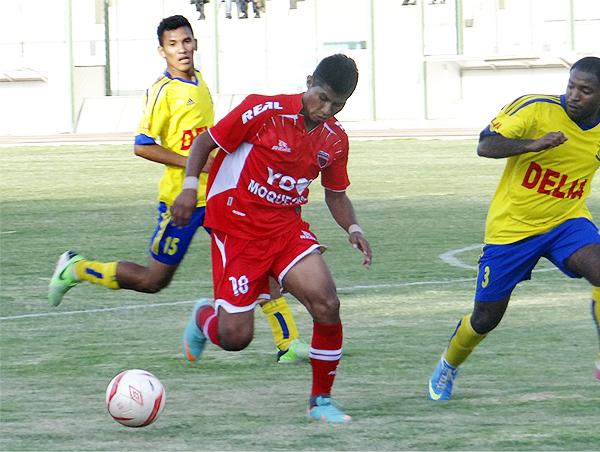 San Simón aseguró, cuando menos, llegar a la Segunda División, condición que también comparte Unión Huaral (Foto: Juan Jesús Llerena / DeChalaca.com)