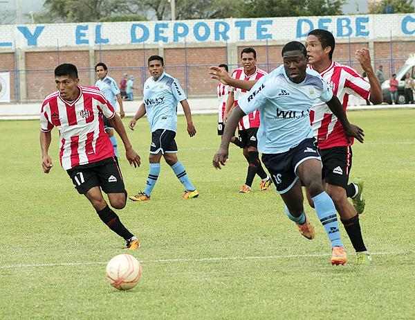 Unión Huaral dejó a Willy Serrato sin chances de llegar a Primera División este año, pero el equipo de Olmos podría tentar cambiar su suerte mediante la Segunda División (Foto: Igor Serrato / Portal Olmos)