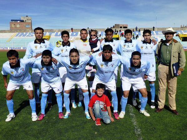 DEPORTIVO BINACIONAL. Distrito de Desaguadero, provincia de Chucuito, departamento de Puno. (Foto: Puno Deportes)