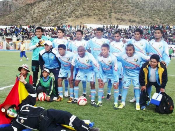 UNIÓN FUERZA MINERA. Distrito de Putina, provincia de San Antonio de Putina, departamento de Puno. (Foto: Henry Panduro / Deporte en Acción)