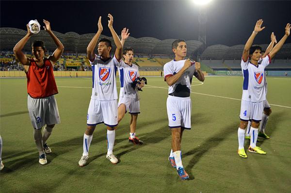 Libre de deudas por ser un club nuevo, CNI se mantiene con vida en el fútbol peruano participando en la Etapa Regional del