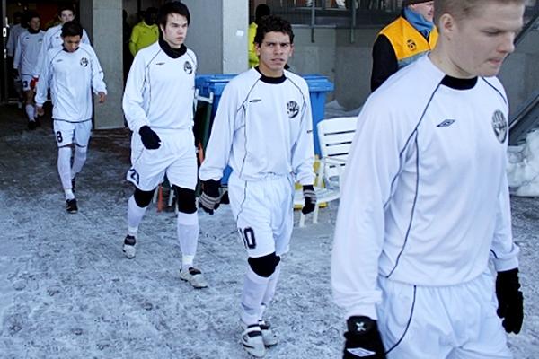 Benito Yllaconza contabiliza un gol en la liga finés. Tras su paso por el Haka FC, fue fichado por Unión Comercio. (Foto: Keskilinkki)