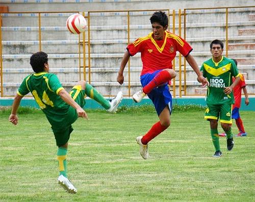 Sport Áncash FC en su primera temporada como tal en la Segunda División de Huaraz en 2013 (Foto: Panorama Huaraz)