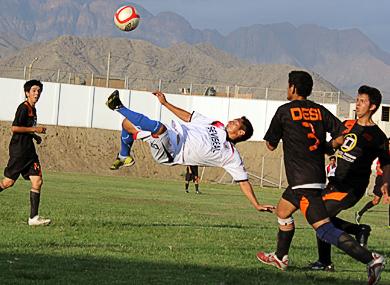 Fotos: prensa Carlos A. Mannucci