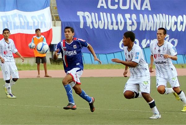 Sport Vallejo se las tiene que ver en Trujillo con, entre otros, el siempre renombrado Mannucci, que es usual favorito en su liga (Foto: Prensa Carlos A. Mannucci)