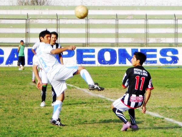 Defensor Todos Unidos 1-1 Deportivo Camiña (Foto: Omar Olórtegui)