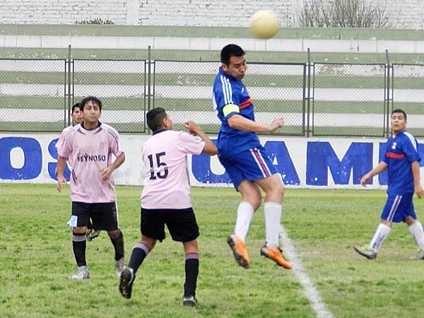 Nuevo Callao 2-1 Somos Aduanas (Foto: Aldo Ramírez / DeChalaca.com)