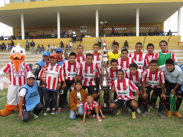 Foto: Liga Distrital de Huaral