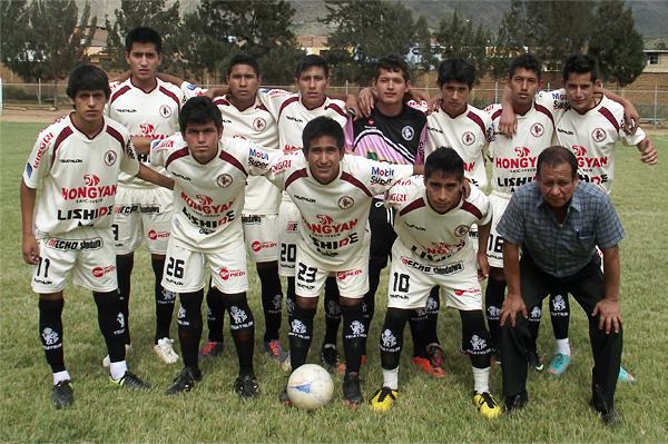 Cuadro del León de Huánuco Juvenil que esta temporada funge como filial del popular cuadro huanuqueño que actúa en el Descentralizado (Foto: Mihay Rojas / DeChalaca.com)