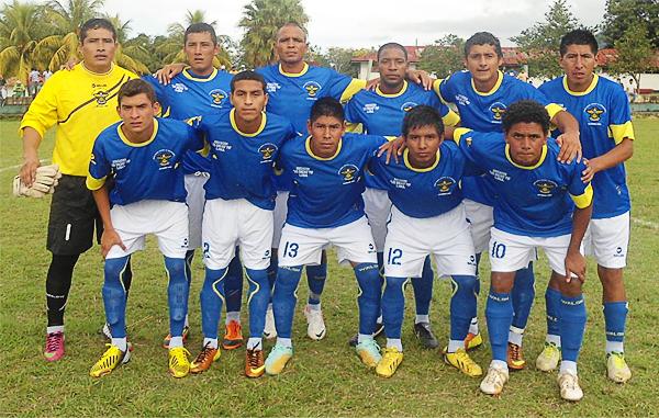 Actual equipo del Alipio Ponce que busca al menos repetir el papel que cumplió en la anterior temporada (Foto: Prensa Alipio Ponce)