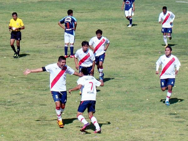 Municipal de Santillana volvió a poner a Ayacucho en la fiesta grande del 'fútbol macho' (Foto: José Montero / Huanta Visión)