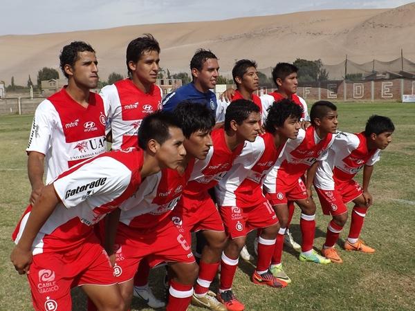 Bolognesi de Tacna se mantiene activo en la Copa Perú aunque no es el equipo que descendió de la Segunda División (Foto: Carlos Saavedra Albarracín)