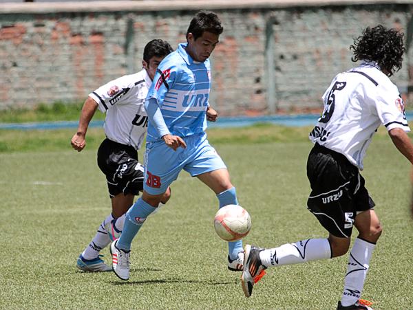 El tradicional Deportivo Garcilaso se mantiene activo y animando la Liga Distrital del Cusco (Foto: José Carlos Angulo)