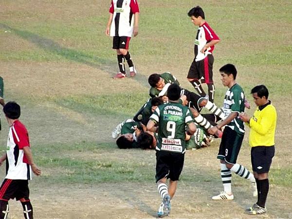 Los equipos de Madre de Dios, por distintos factores, no han podido superar la Etapa Regional (Foto: Henry Panduro)