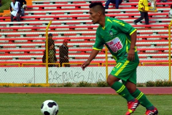 Elías Huayanay fue pieza clave en la campaña, ya sea como titular o relevo. Uno de esos momentos fue cuando derrotaron en penales a Defensor Zarumilla (Foto: Ronald Bernardo)