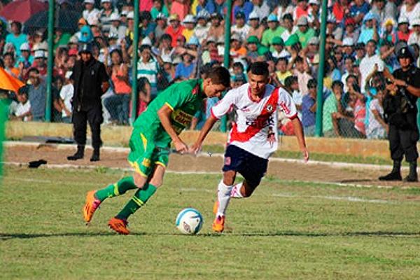 Sport Águila había quedado al borde de la eliminación tras perder en Huancayo ante Pichanaki. Pero en la vuelta logró la hazaña y accedió a semifinales (Foto: Correo Huancayo)