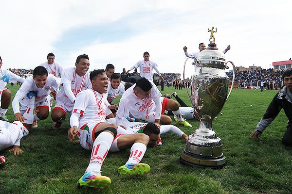 Tras un certamen mucho más descentralizado se conocería al campeón de la Copa Perú, el mismo que accede a la máxima categoría del fútbol peruano (Foto: Iván Carpio / DeChalaca.com)