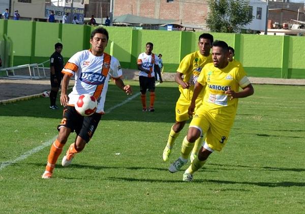 El ajustado triunfo sobre Unión Alto Huarca le permitió a Cariocos hacer historia al ser el primer equipo de Caylloma en pasar a Cuartos de Final de la Etapa Nacional (Foto: Manuel Torres)