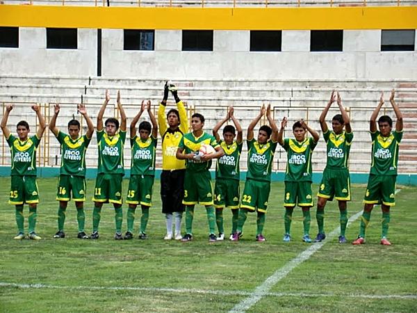 Sport Áncash FC será la presencia mediática de este 2014 (Foto: Panorama Huaraz)