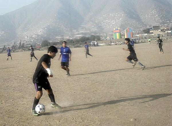 19 clubes se disputaron los cupos para pertenecer a la Primera División de la Liga Intradistrital de Huaycán (Foto: Liga Intradistrital de Huaycán)