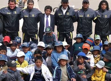 Foto: Municipalidad de Desaguadero