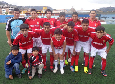 Foto: Liga Distrital de Cajamarca