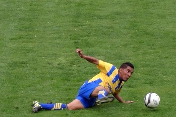 El ex América Cochahuayco fue uno de los hombres más desequilibrantes, pero su habilidad no alcanzó para superar los Octavos de Final de la Nacional (Foto: Visión Deportiva Huaraz)
