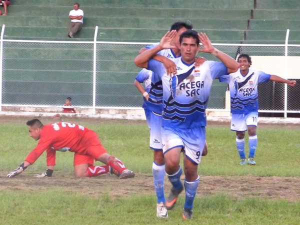Con 42 tantos en la temporada, Lozada fue el goleador del conjunto pacasmayino. Su ausencia en partidos claves se hizo notar (Foto: La Industria de Trujillo)