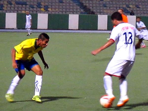 Pese al favoritismo de CNI FC, Santa Rosa remó contra corriente y en la fecha final venció al 'albo' en el propio Iquitos. Con ello clasificó a la Nacional (Foto: Teddy Arrué)