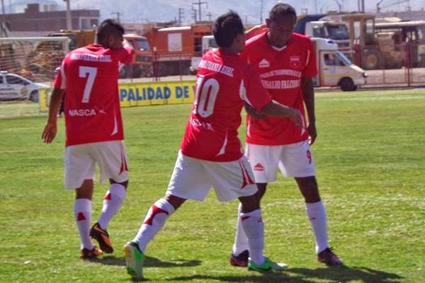 El experimentado atacante hizo goles fundamentales en las primeras etapas (Foto: Noticias de Nasca)