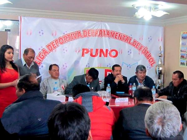 Foto: Liga Departamental de Puno