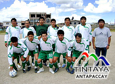 Foto: Liga Distrital de Espinar