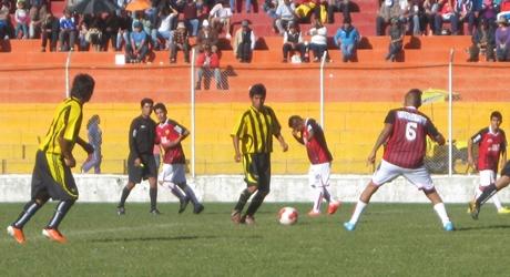 Foto: Julián Vargas / Actualidad Deportiva