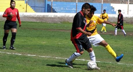 yura, fecha 1, fútbol, distrital, Arequipa, 2015