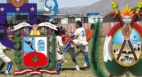arequipa, fútbol, distrital, ligas, 2015