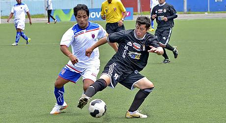 cajamarca, fecha 1, fútbol, distrital, 2015