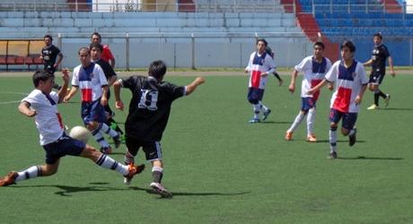 Cajamarca, fecha 06, fútbol, distrital, 2015