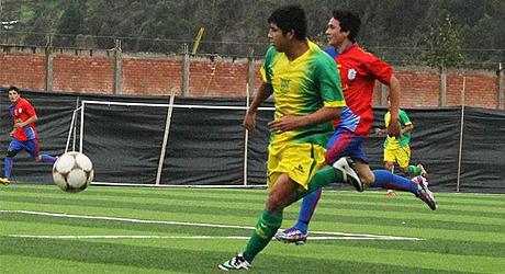 cutervo, fecha 4, fútbol, distrital, cajamarca, 2015