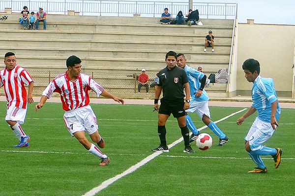 Atlético Chalaco quedó eliminado con solo un partido a cuestas. (Foto: Aldo Ramírez / DeChalaca.com)