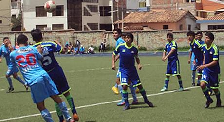 Cusco, fútbol, distrital,2015, fecha 2
