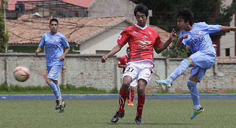 cusco, fecha 1, fútbol, distrital, 2015