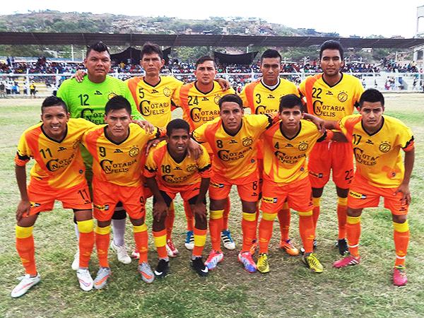 Bagua Grande FC (Foto: Rómulo Chaiña)