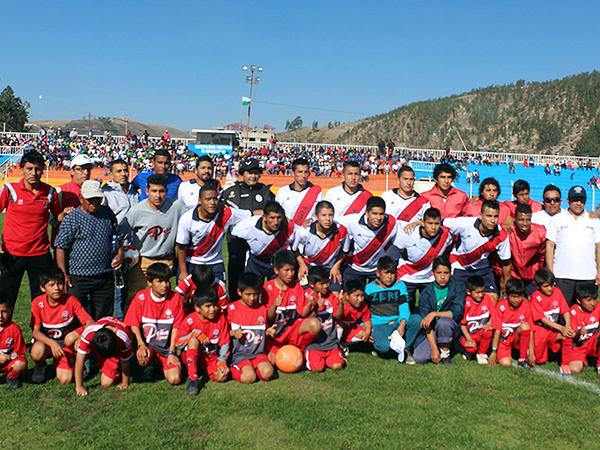 Sport Municipal (Foto: Gilberth Chiquillán)