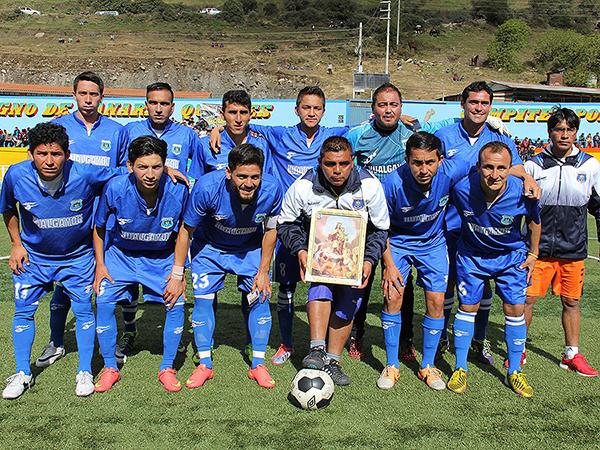 Deportivo Hualgayoc (Foto: Miguel Silva)