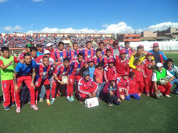 Racing Club (Foto: Martín Tandaypán)