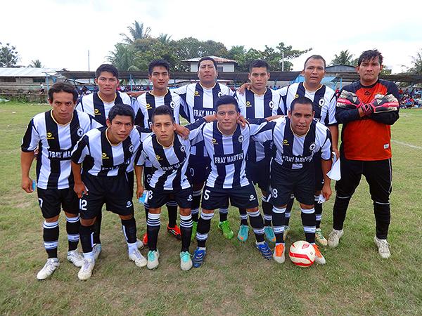 Deportivo Fray Martín (Foto: Facebook)