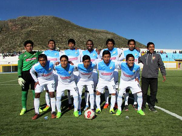 Unión Fuerza Minera (Foto: Puno Deportes)