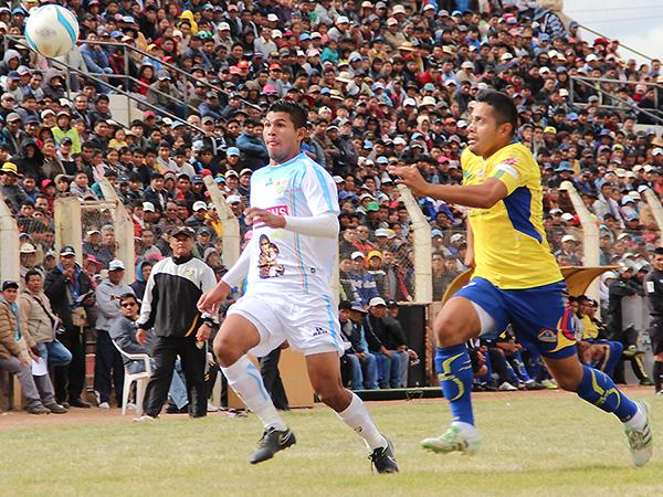 José Suárez llegó a la Etapa Nacional con Fuerza Minera. (Foto: diario Los Andes)